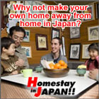 Homestay in Japan