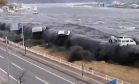 Japanese tsunami essays